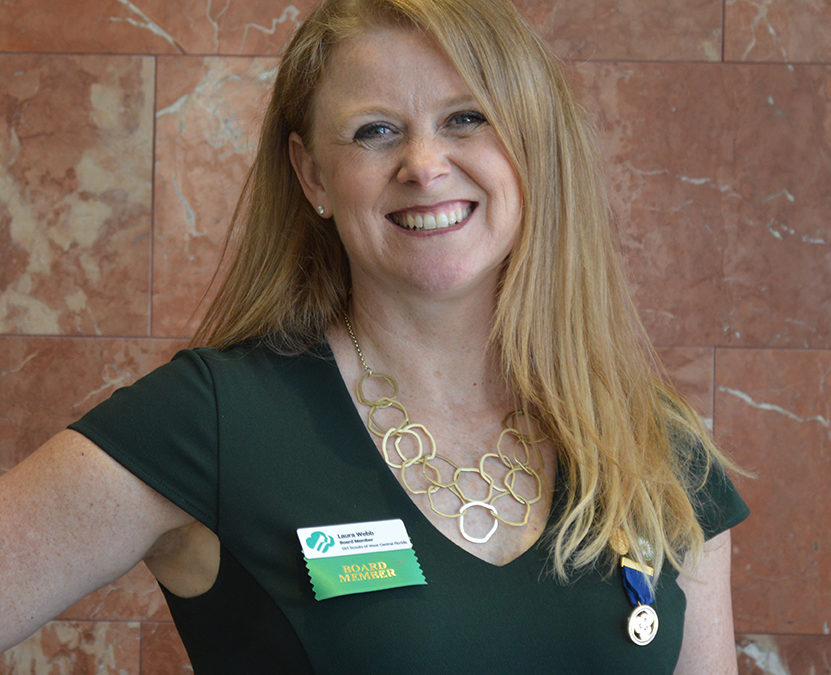 Laura Webb Named President of Board of Directors for Girl Scouts of West Central Florida
