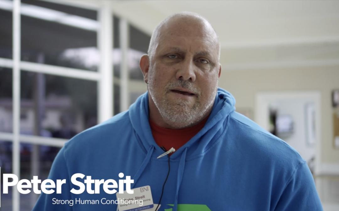 Webb Insurance Group Review: Peter Streit