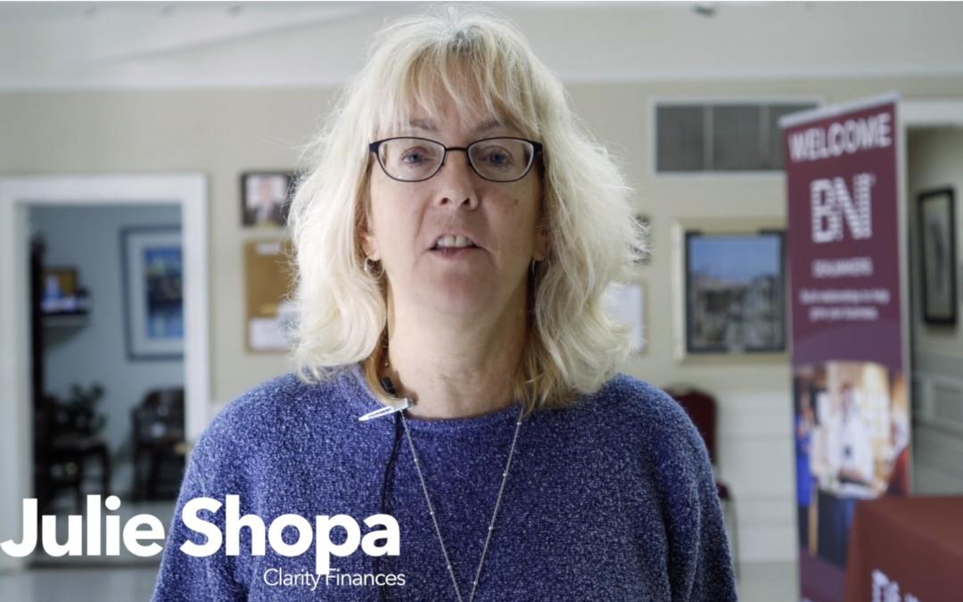 Webb Insurance Group Review: Julie Shopa