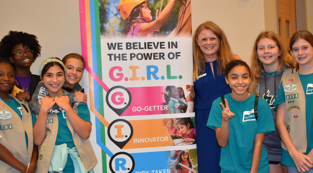 Girl Scout's Global Action Summit 2019 – Review