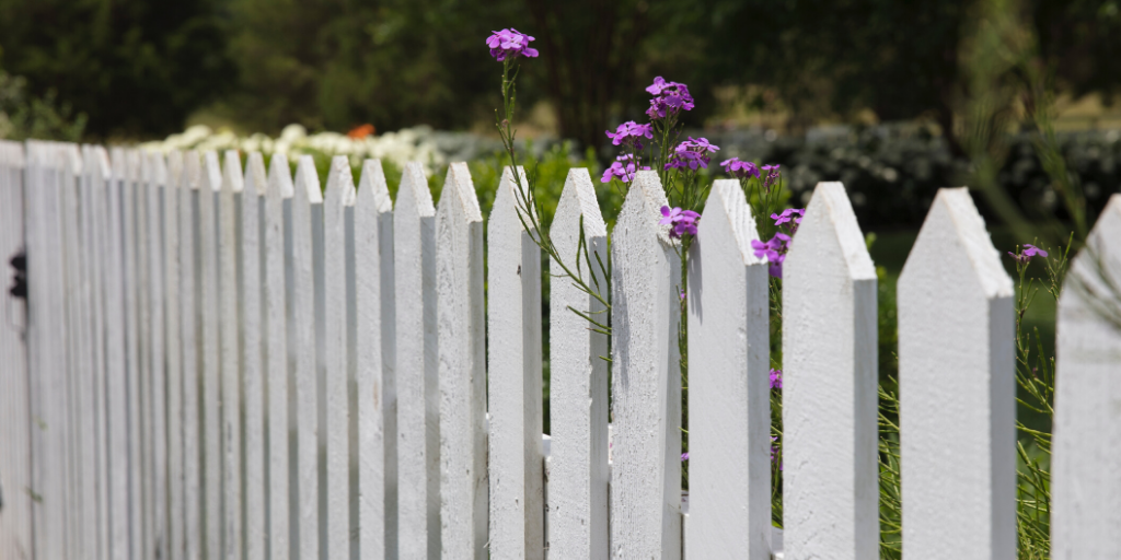 The Fence Between You and Your Neighbors