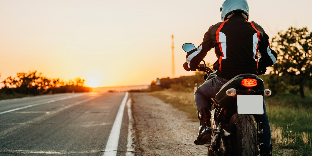 12 Tips For Motorcycle Safety